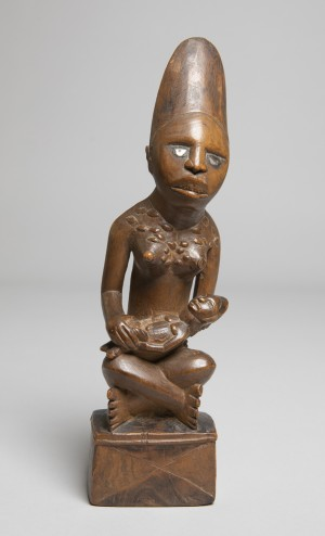 Yombe Mother and Child