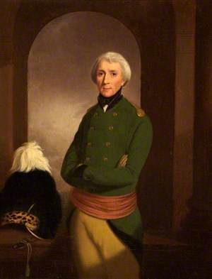 Lewis Dymoke Grosvenor Tregonwell (1758–1832), the Founder of Bournemouth