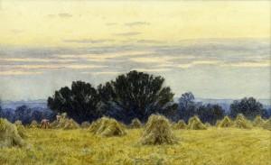 Harvest Twilight (Autumn Twilight)