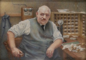 A Dutch Bulb Merchant
