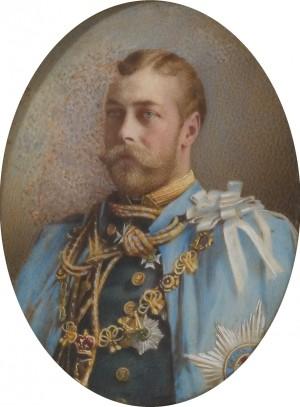 HM King George V (1865–1936)