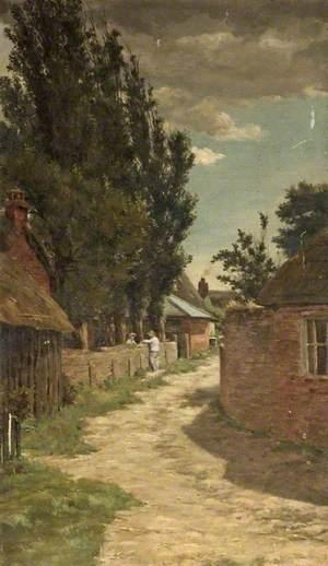 Wick Lane from Wick Ferry