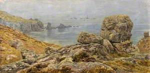 The Land's End, Cornwall