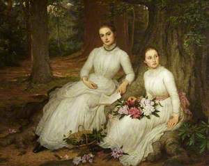 Kathleen (d.1946), and Marianne (d.1943), the Daughters of Samuel Gurney Sheppard
