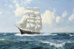 The Brig 'Marie Sophie'