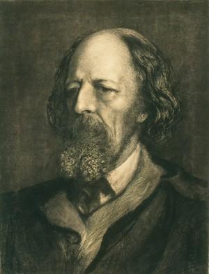 Alfred Lord Tennyson (1809–1892)