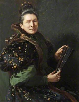 Lady Russell-Cotes (1835–1920)