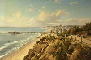 Bournemouth, Dorset, by the Sea
