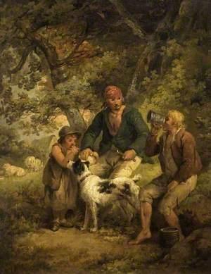The Peasants' Repast