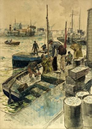 Sprat Harvest Poole Quay