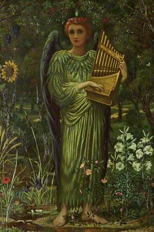 'O all ye green things upon the earth, bless ye the Lord'