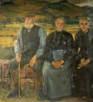 Old Maclachtie, Mary Hamilton and Mrs Tait