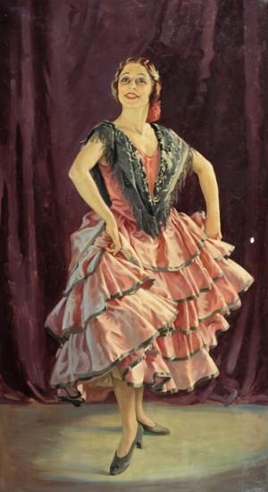 'Argentina', the Dancer