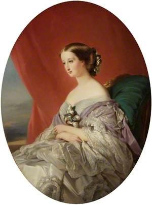 Empress Eugénie of France (1826–1920)