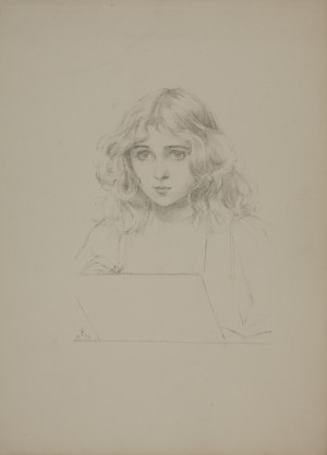 The Lady Marjorie Manners, afterwards Marchioness of Anglesey, Daughter of the Duke of Rutland (1883–1946)