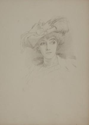 Mrs Beerbohm Tree (1863–1937)