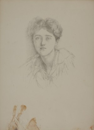 Miss Pamela Plowden, now Pamela Countess of Lytton (1873/1874–1971)