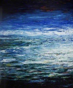 Sea and Sky Triptych No. 2