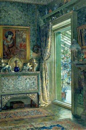 Drawing Room, 1a Holland Park