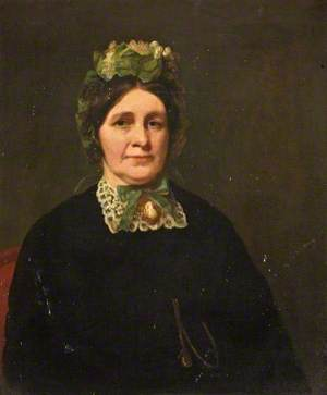 Mrs Samuel Cotes (1803–1875)