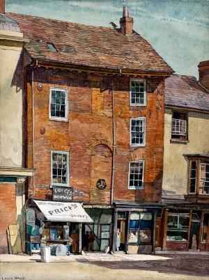 Castle Street, Ludlow