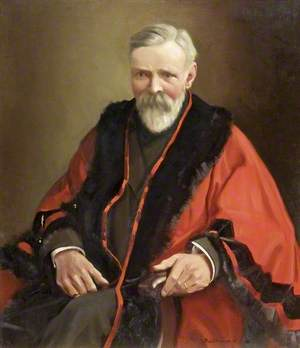 Portrait of an Alderman
