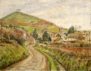 Symondsbury and Colmer's Hill, Dorset