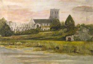 The Constables' House and Priory, Christchurch, Dorset