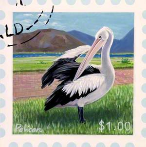 'Dreams of Australia' Series, Pelican