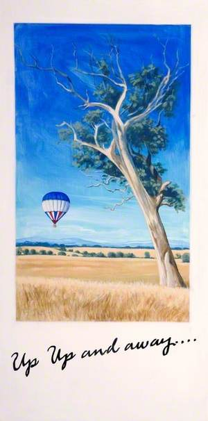 'Dreams of Australia' Series, Up, Up and Away
