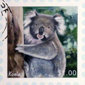 'Dreams of Australia' Series, Koala
