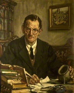 Charles S. Prideaux (1873–1934), Curator of the Dorset County Museum (1932–1934)