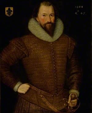 Rear Admiral Sir John Browne (1559–1627)