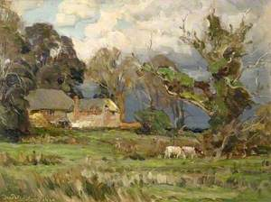 Cottage in Landscape