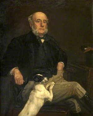 John Clavell Mansel-Pleydell (1817–1902), DL, FGS, FLS, President of the Dorset Field Club (1875–1902)