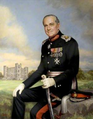 Colonel Sir Joseph William Weld (1909–1992), OBE, TD