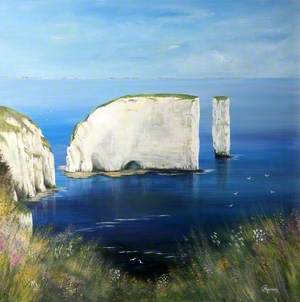 'Old Harry', Dorset