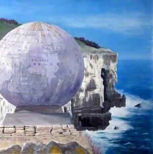 The Great Globe, Durlston, Dorset