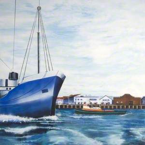 Ship and Harbour
