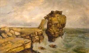 Pulpit Rock, Portland, Dorset