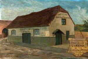 Parkstone Electric Theatre, Poole, Dorset