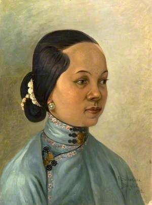 Portrait of a Cantonese Woman