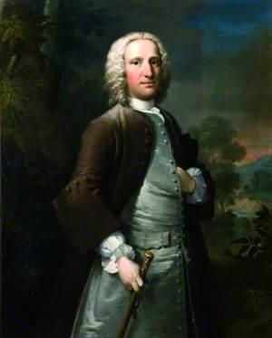 Sir Peter Thompson (1698–1770)