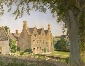 Charlton Abbots Manor, Gloucestershire