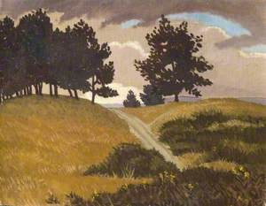 Trees in a Landscape