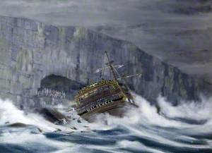 The Wreck of the 'Halsewell'