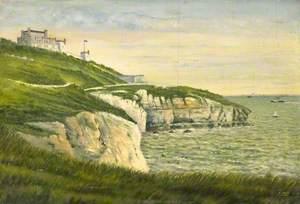 Durlston Castle and Cliffs, Dorset