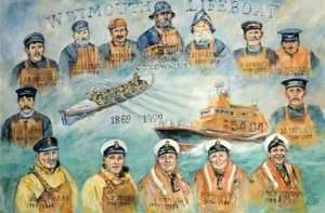 Weymouth Lifeboat Coxswains (1869–1999)