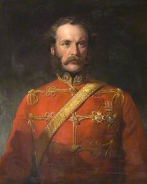 General Sir Edward Harris Greathed (1812–1881)