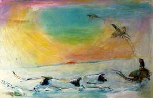 Chasing Pheasants